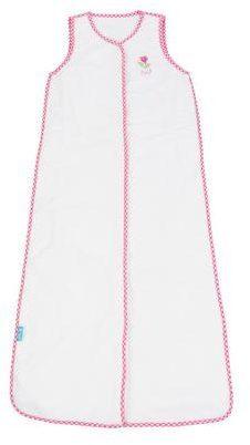 Afbeelding van Witte Lief! Lifestyle Lief! Girl Uni - Slaapzak - 12-18 maanden / 110 cm - Katoen - Wit
