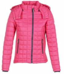 Roze Donsjas Superdry FUJI BOX QUILTED