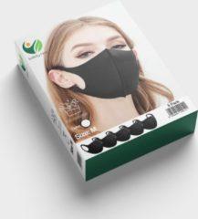 SafetyFirst Safety First Wasbaar Gezichtsmasker | Wit | 5 Pack | Family Voordeelverpakking