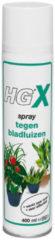 HG X spray tegen bladluizen 400 Milliliter