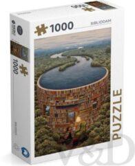 Rebo Productions Legpuzzel Bibliodam 1000 Stukjes