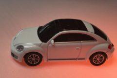 Volkswagen USB flash drive VW Beetle   16GB   wit   Officieel VW product   Schaal 1:72
