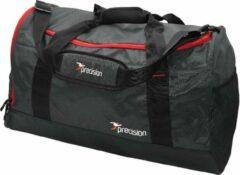 Precision Sporttas Pro Hx 65 Liter Polyester Zwart/rood Maat M