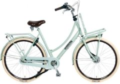 28 Zoll Damen Holland Fahrrad 7 Gang Popal Daily Dutch Prestige 28030N7 Popal hellgrün