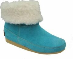 White Fox Bedding Texel Footwear Lady Turquoise