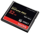 SanDisk Extreme Pro - Flash-Speicherkarte - 32 GB - CompactFlash