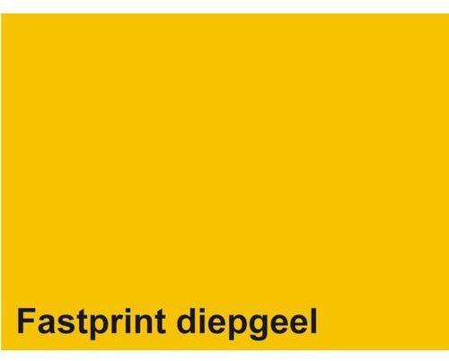 Afbeelding van Gele FastPrint Gekleurd Papier A4 80gr FP Diepgeel