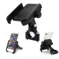 BIKIGHT Universal Bike Bicycle Phone Holder For Xiaomi Mi 8 iPhone X/ 8 Samsung LG HTC Huawei GPS Electiric Cars Motorcycles Scooters Handlebar Clip Stand Anti-slide Shockproof