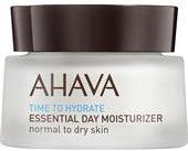 Ahava Gesichtspflege Time To Hydrate Essential Day Moisturizer sehr trockene Haut 50 ml