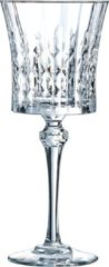 Transparante Eclat Lady Diamond Wijnglas - 27 cl - Set-6