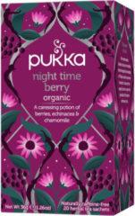 Pukka Organic Teas Night Time Berry Bio (20st)