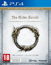 GAMEWORLD BV The Elder Scrolls Online: Tamriel Unlimited   PlayStation 4