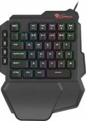 GENESIS Thor 100 RGB toetsenbord USB QWERTY Engels Zwart