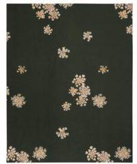 Groene Essenza Lauren Tafelkleed 140 x 180 cm - Dark green