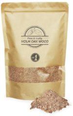 Smokey Olive Wood - Rookmot - 1,5L, Steeneik - Rookmeel fijn ø 0-1mm