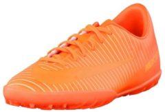 Fußballschuhe Jr MercurialX Vapor XI TF mit rutschfestem Überzug 831949-888 Nike Total Orange/Bright Citrus-Hyper Crimson