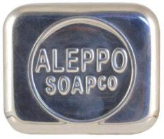 Aleppo Soap Co Zeepdoos aluminium leeg voor Aleppo zeep 1 Stuks