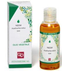 FITOMEDICAL Snc di Moretti G Fitomedical Olio Vegetale Neem 50ml