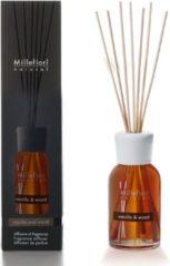 Millefiori Milano Millefiori Natural geurstokjes Vanilla & Wood - 250ml