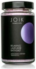 Joik Vegan Relaxing Badzout Met Lavendelolie (1st)