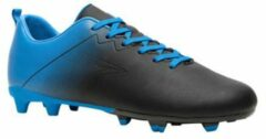 Scapino Dutchy Fade Sr. voetbalschoenen zwart/blauw