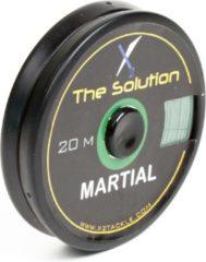 X2 Hengelsport X2 Onderlijnmateriaal - Martial Skin Weedy groen - 15lb