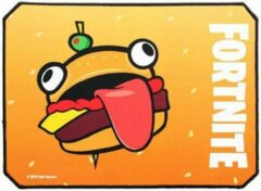 Oranje Merkloos / Sans marque Fortnite Gaming Muismat Hamburger