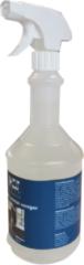 Transparante Hotbath onderhoud Sanitair reiniger 1 liter