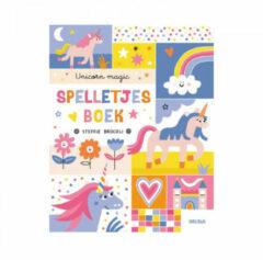 Ons Magazijn Unicorn magic spelletjesboek