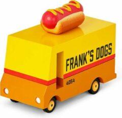 Rode Candylab Toys - Hot Dog Van