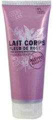 Aleppo Soap Co. Fleur De Rose Rose Scented Body Lotion Melk Alle Huidtypen 200ml