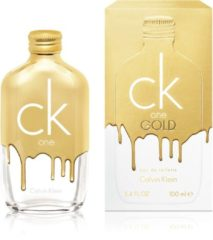 Calvin Klein CK One Gold 100 ml - Eau de Toilette - Unisex