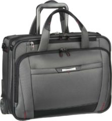 Pro-DLX 5 Upright 2-Rollen Business Trolley 44 cm Samsonite magnetic grey