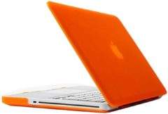 Gouden Enkay Frosted Hard Plastic beschermend hoesje voor Macbook Pro 13.3 inch (Oranje)
