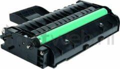 FLWR - Toner / 407254 / Zwart - Geschikt voor Ricoh