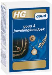 HG goud & juwelen glansdoek - Speciaal geïmpregneerd doek - Glansherstellend