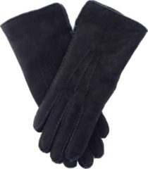 Bernardino Handschoenen Lammy Dames Zwart Maat 8