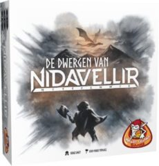 Grijze White Goblin Games bordspel De Dwergen van Nidavellir