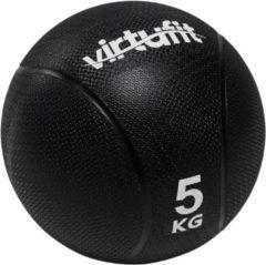 Medicijnbal - VirtuFit Gewichtbal - Rubber - 5 kg -Zwart