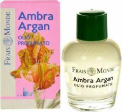 Frais Monde - Ambra Argan Perfumed oil - 12ML