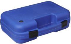 Proplus Opbergbox Voor Tentharingen 27 Cm Kunststof Blauw