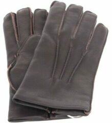 Bruine Handschoenen Mario Portolano 1018/B