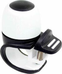 Widek Fietsbel Compact Ii Wit/zwart