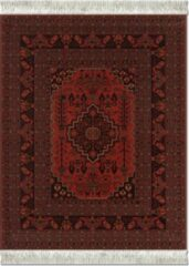 Lextra Muismat tapijt the antique-red afghanistan