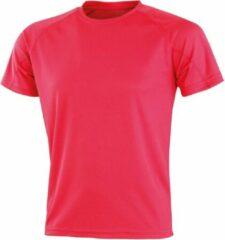 Senvi Sports Performance T-Shirt - Fluoriserend Roze - XS - Unisex