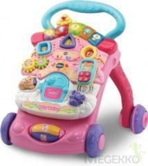 VTech Baby Walker Roze - Looptrainer