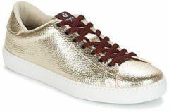 Gouden Lage Sneakers Victoria DEPORTIVO METALIZADO