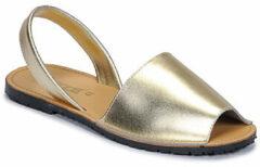 Gouden Sandalen So Size LOJA