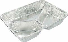 Merkloos / Sans marque Bak, Aluminium, 3-vaks, 227x178x40mm, aluminium