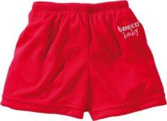 BECO Zwemshort uni rood